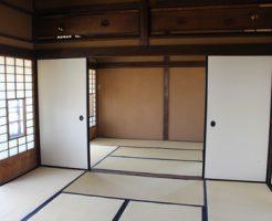和風の部屋